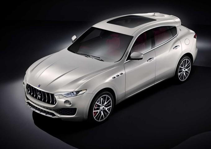 Levante: el primer SUV de Maserati